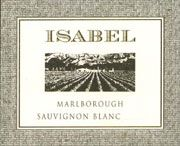 Isabel Estate Sauvignon Blanc 2004 Front Label