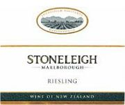 Stoneleigh Riesling 2004 Front Label