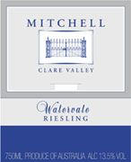 Mitchell Watervale Riesling 2004 Front Label