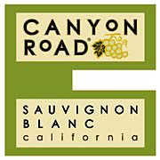 Canyon Road Sauvignon Blanc 2004 Front Label