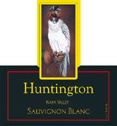 Huntington Earthquake Sauvignon Blanc 2004 Front Label