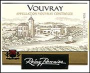 Remy Pannier Vouvray 2004 Front Label