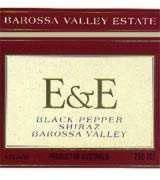 Barossa Valley Estate E&E Black Pepper Shiraz 2002 Front Label