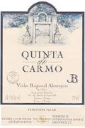Quinta do Carmo  2001 Front Label