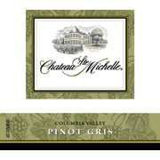 Chateau Ste. Michelle Pinot Gris 2005 Front Label