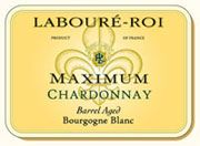 Laboure Roi Bourgogne Blanc Maximum Chardonnay 2003 Front Label