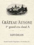 Chateau Ausone  2003 Front Label