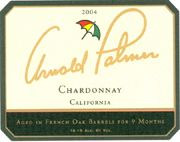 Arnold Palmer Chardonnay 2004 Front Label