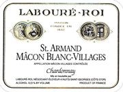 Laboure Roi Macon Villages 2003 Front Label