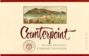 Laurel Glen Counterpoint Cabernet Sauvignon 2002 Front Label