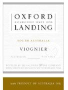 Oxford Landing Viognier 2004 Front Label