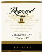 Raymond Reserve Selection Chardonnay 2004 Front Label