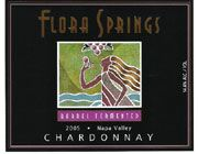Flora Springs Family Select Chardonnay 2005 Front Label