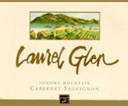 Laurel Glen Sonoma Mountain Estate Cabernet Sauvignon 2002 Front Label