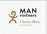 MAN Family Wines Chenin Blanc 2006 Front Label