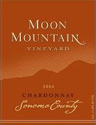 Moon Mountain Chardonnay 2004 Front Label