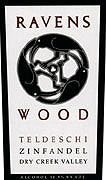 Ravenswood Teldeschi Vineyard Zinfandel 2004 Front Label