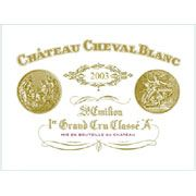 Chateau Cheval Blanc  2003 Front Label