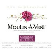 Duboeuf Moulin-a-Vent 2005 Front Label