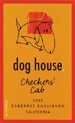 Dog House Checker's Cab 2003 Front Label