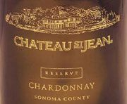 Chateau St. Jean Sonoma County Reserve Chardonnay 2003 Front Label