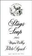 Stags' Leap Winery Petite Sirah 2003 Front Label