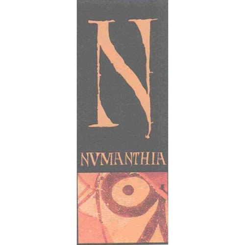 Numanthia Toro 2004 Front Label