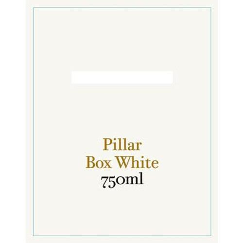 Pillar Box Padthaway White 2006 Front Label