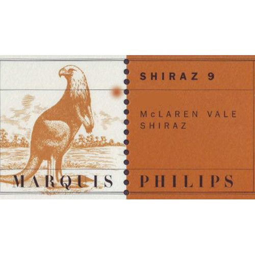 Marquis Philips S9 Shiraz 2005 Front Label