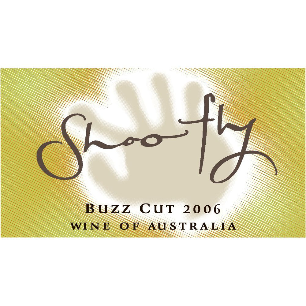 Shoofly Buzz Cut 2006 Front Label