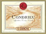 Guigal Condrieu 2005 Front Label