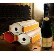 Veuve Clicquot Rare Vintage in Cellar Box 1988 Front Label