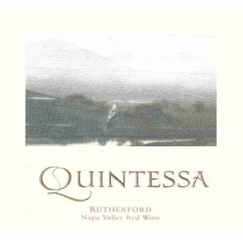 Quintessa  2004 Front Label