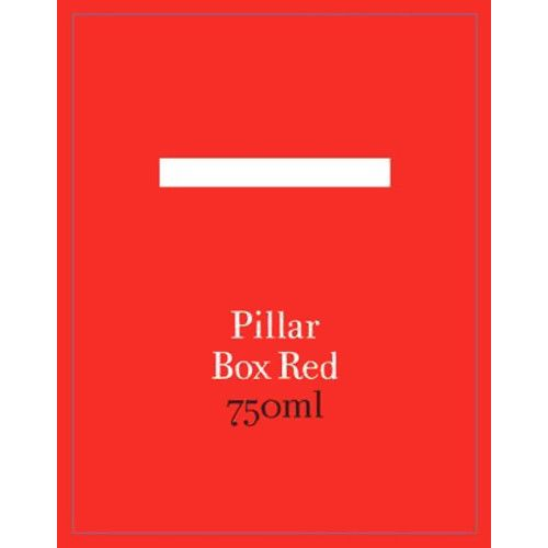 Pillar Box Padthaway Red 2006 Front Label
