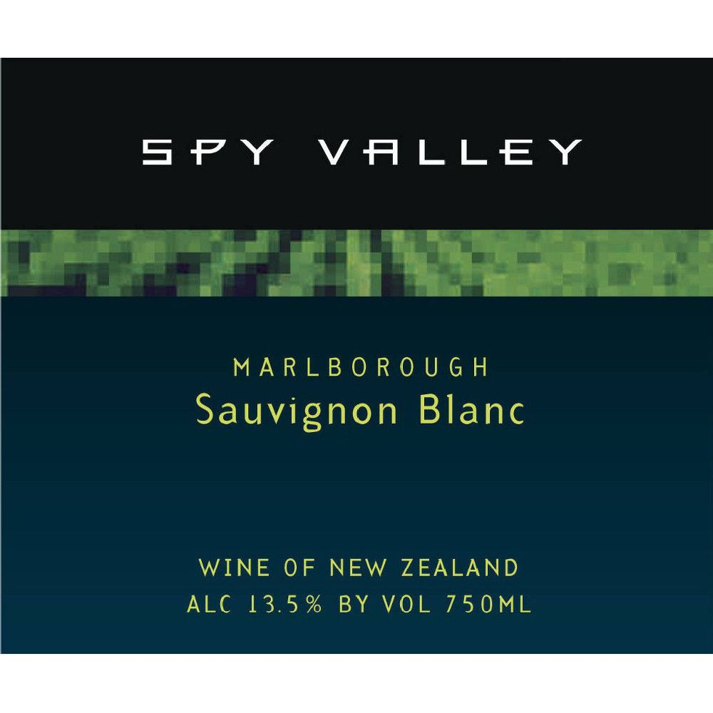 Spy Valley Sauvignon Blanc 2006 Front Label