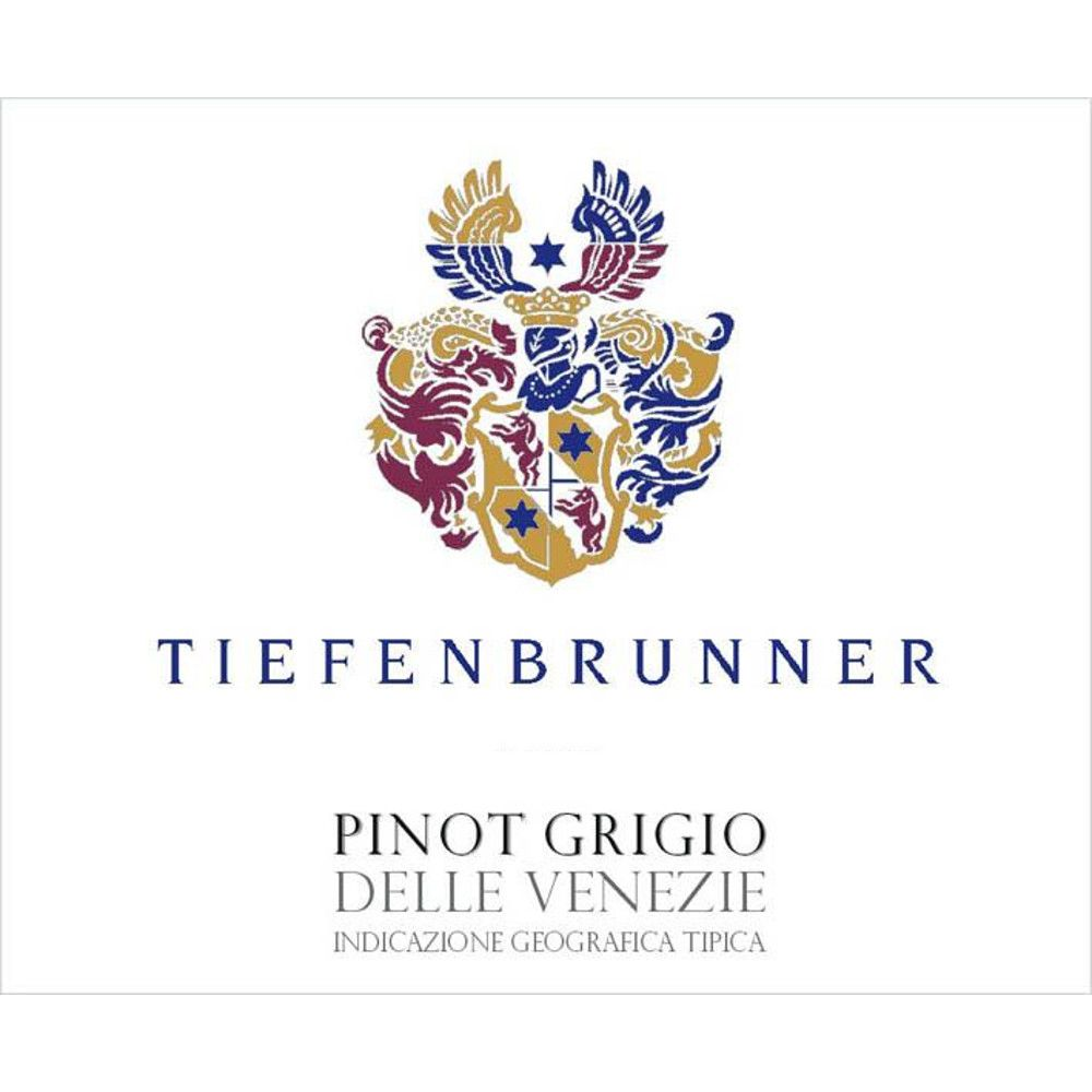 Tiefenbrunner Pinot Grigio 2006 Front Label