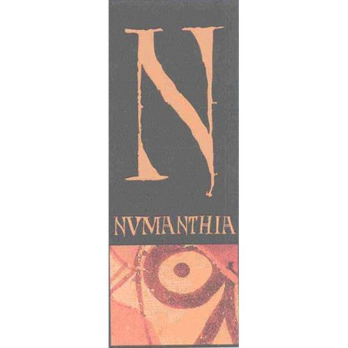 Numanthia Toro 2005 Front Label