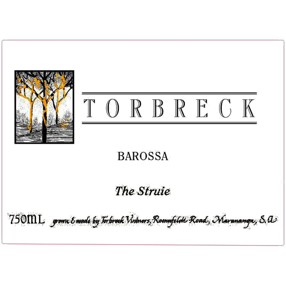 Torbreck The Struie 2005 Front Label