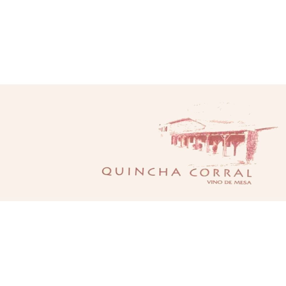 Mustiguillo Quincha Corral Old Vine Bobal 2005 Front Label
