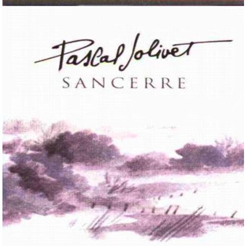 Pascal Jolivet Sancerre 2006 Front Label