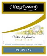 Remy Pannier Vouvray 2006 Front Label