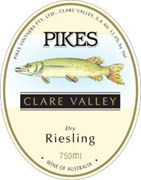 Pikes Riesling Traditionale 2006 Front Label