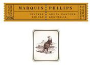 Marquis Philips Shiraz 2006 Front Label
