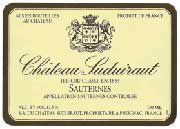 Chateau Suduiraut Sauternes (375ML half-bottle) 2004 Front Label
