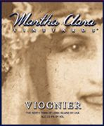 Martha Clara Vineyards Viognier 2005 Front Label