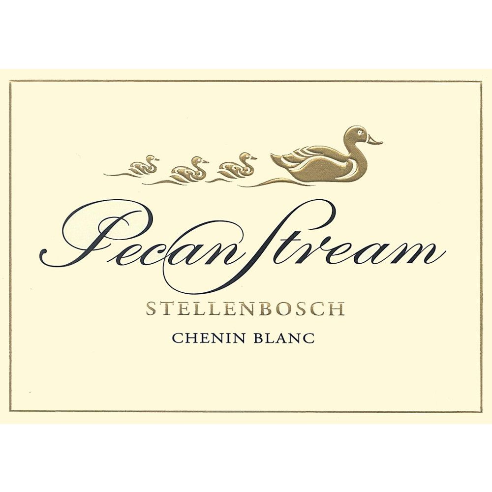 Waterford Pecan Stream Chenin Blanc 2006 Front Label