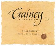 Gainey Chardonnay 2004 Front Label