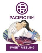 Pacific Rim Sweet Riesling 2006 Front Label