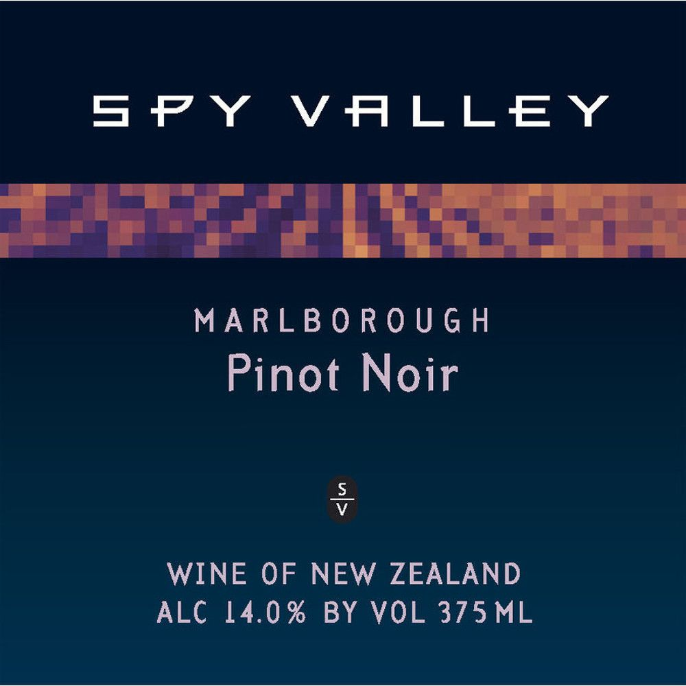 Spy Valley Pinot Noir 2006 Front Label