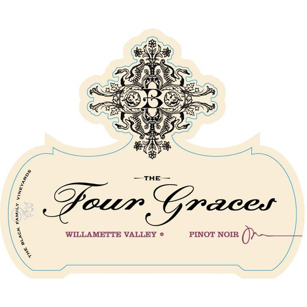 Four Graces Pinot Noir 2006 Front Label